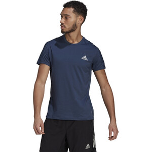 adidas OWN The Run Kurzarm T-Shirt Herren crew navy crew navy