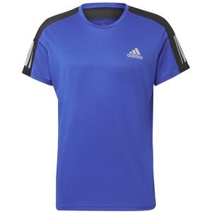 adidas OWN The Run T-shirt Homme, bleu bleu
