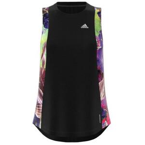 adidas OWN The Run Floral Tank Top Damen schwarz/bunt schwarz/bunt