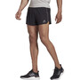 adidas Saturday Split Shorts Men, black/grey six