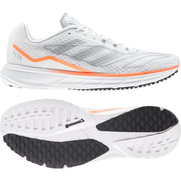 adidas SL20.2 Summer.Ready Schuhe Herren footwear white/silver metal/screaming orange