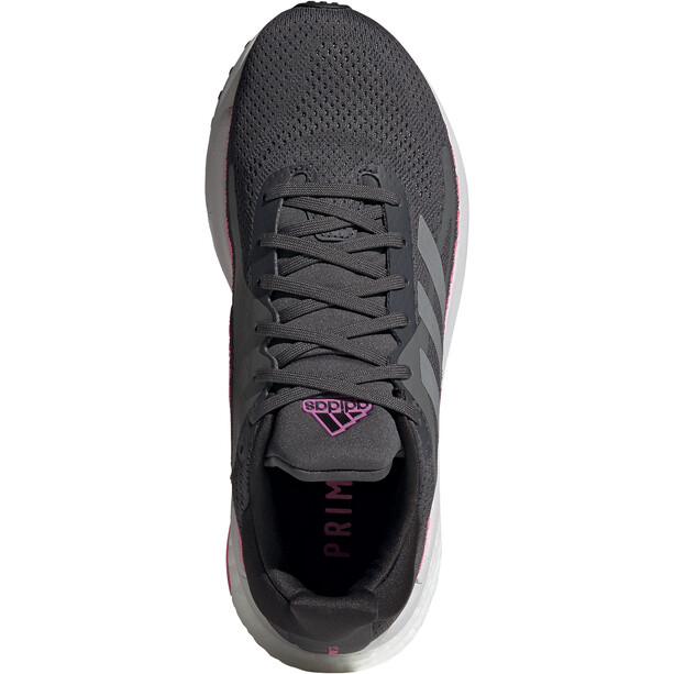 adidas Solar Glide ST 3 Schuhe Damen grey six/silver metal/grey four