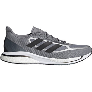adidas Supernova + Shoes Men, gris/negro gris/negro