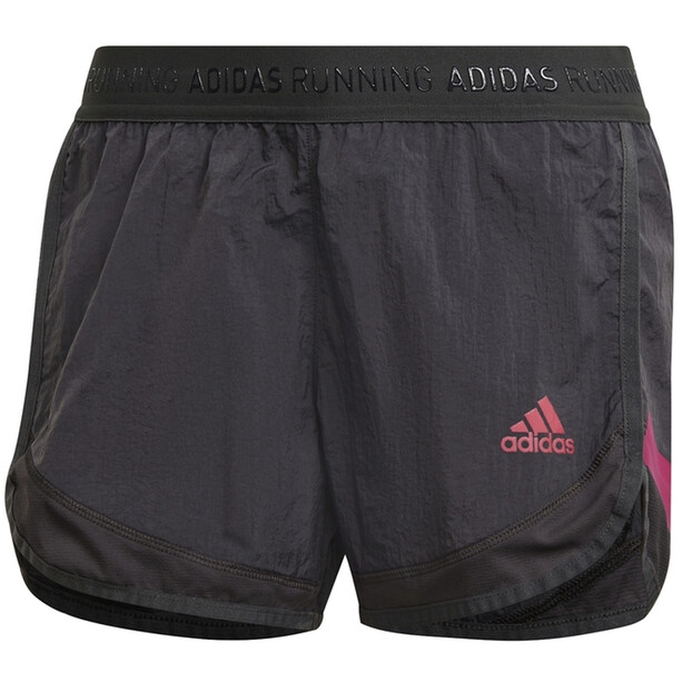 "adidas Ultra Shorts 3"" Damen dgh solid grey/wild pink"