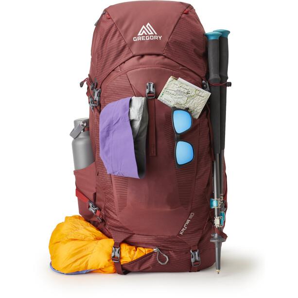 Gregory Kalmia 50 Backpack Women, punainen