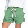 Roxy Life is sweeter Shorts Damen grün