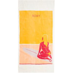Roxy Pink Lollipop Handtuch Damen gelb/pink gelb/pink