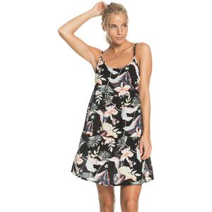 Roxy Printed Sand Dune Kleid Damen anthracite praslin s anthracite praslin s
