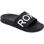 Roxy Slippy II Slippers Women, musta
