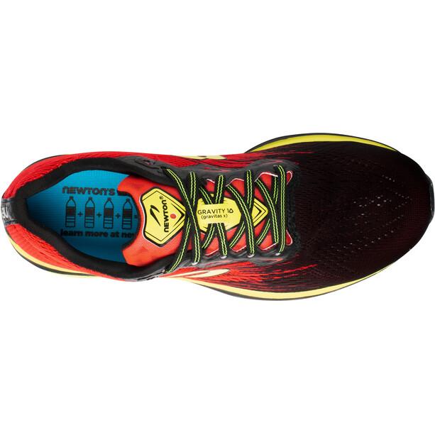 Newton Gravity 10 Shoes Men, punainen/monivärinen