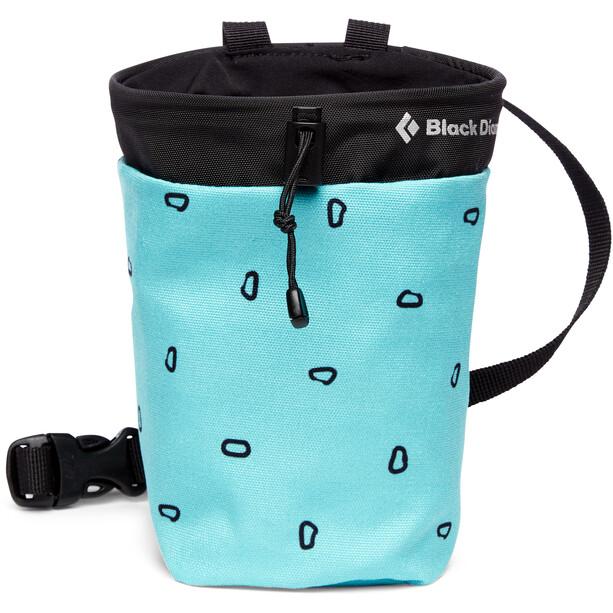 Black Diamond Gym Chalk Bag biner print