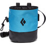 Black Diamond Mojo Zip Chalk Bag azul