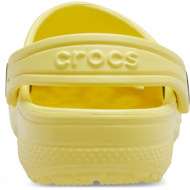 Crocs Classic Clogs Kinder gelb