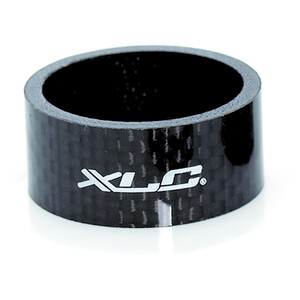 "XLC AS-C03 Ahead Spacer 15mm 1 1/8"" Carbon schwarz schwarz"