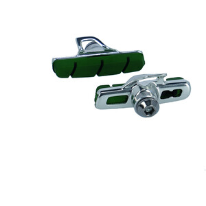 XLC Cartridge Bremsschuhe für Campagnolo Road 4 Stück