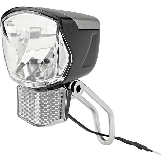 XLC CL-D06 LED Dynamo Scheinwerfer 70 Lux Senso E-Bike Ready
