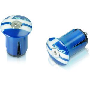 XLC GR-X02 Bar End plugs, blå blå