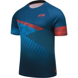 Protective P-Dust Cycling Shirt Men, bleu bleu