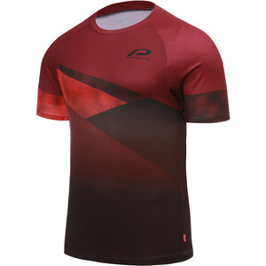 Protective P-Dust Cycling Shirt Men, rood rood