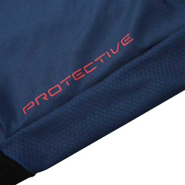 Protective P-Light it Up Shortsleeve Tricot Men, bleu