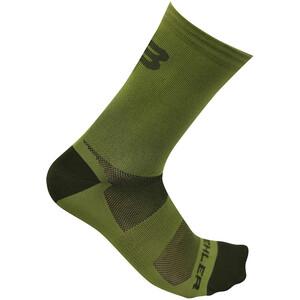 Biehler Performance Socken oliv oliv