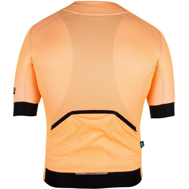 Biehler Signature³ Neon Mesh Trikot Herren orange