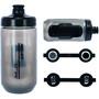XLC MRS MR-S05 Drikkeflaske sæt 450 ml inkl.Fidlock-adapter