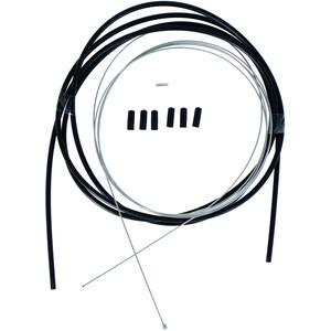 XLC SH-X21 Nexus 4/7/8 Shift Cable Kit 1700/2250mm, noir noir