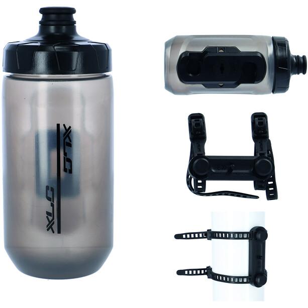 XLC WB-K07 Fidlock Drikkeflaske 450 ml inkl.Fidlock Uni Base Adapter
