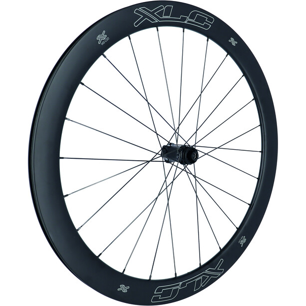 "XLC WS-C50 Road Carbon Wheel Set 28"" Disc CL TA"