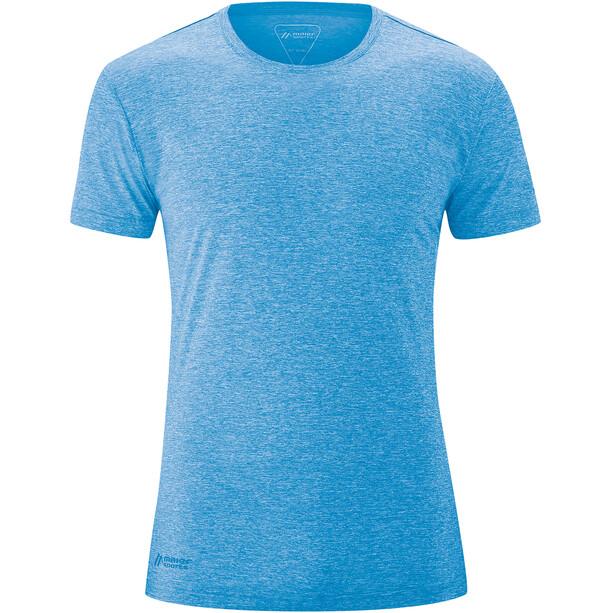 Maier Sports Myrdal 2.0 Kurzarm Shirt Herren blau