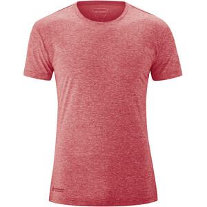 Maier Sports Myrdal 2.0 SS Shirt Men, rojo rojo