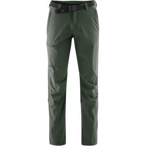 Maier Sports Nil Pantalones enrollables Hombre, verde verde