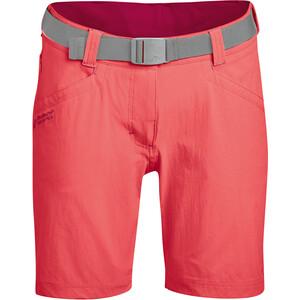 Maier Sports Lulaka Bermuda Shorts Mujer, rojo rojo