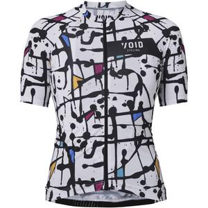 VOID Abstract Maglietta Donna, bianco/colorato bianco/colorato