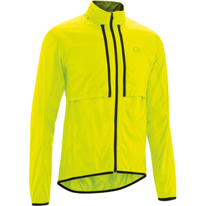 Gonso Cancano 2in1 Zip-Off Windjacke Herren gelb gelb