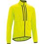 Gonso Cancano 2in1 Zip-Off Windjacke Herren safety yellow