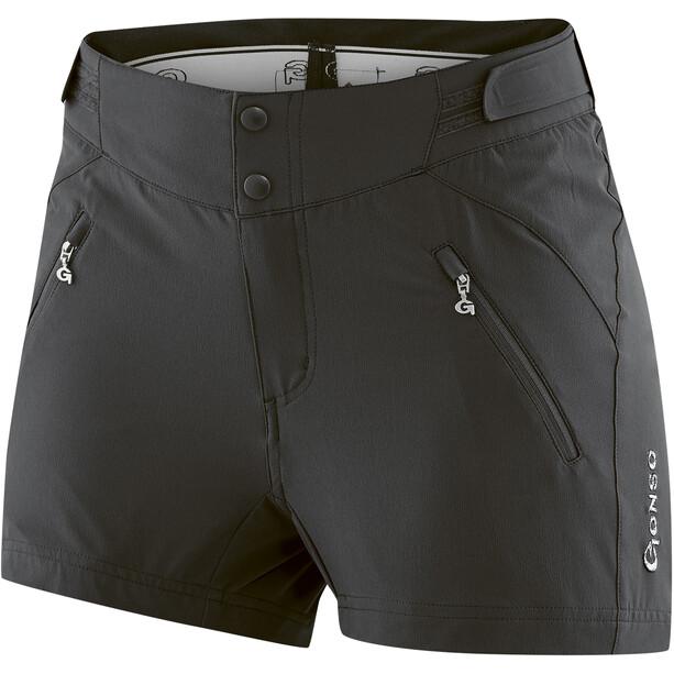 Gonso Igna Hot Pants Women, black