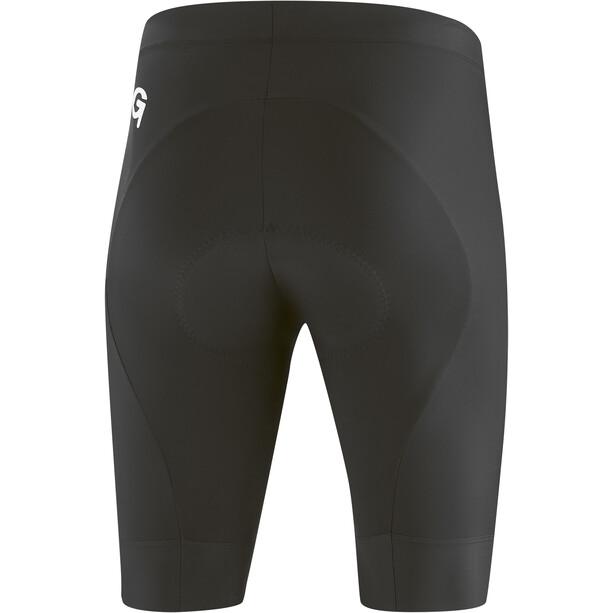 Gonso SQlab Go Bike Shorts with Pad Men, black