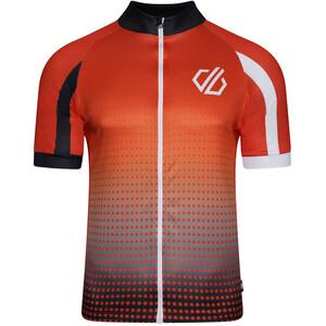Dare 2b AEP Virtuosity Kortärmad Cykeltröja Herr orange orange