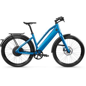 Stromer ST2 Comfort Riemenantrieb blau blau