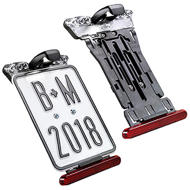 Busch + Müller E-Bike Kennzeichenhalter