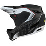 Troy Lee Designs D4 Composite Helmet, exile black