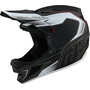 Troy Lee Designs D4 Composite Helmet, exile black