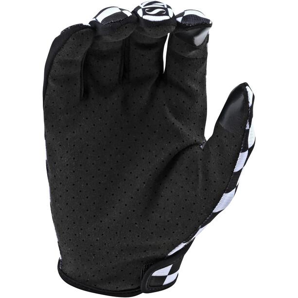 Troy Lee Designs Flowline Handschuhe schwarz/weiß