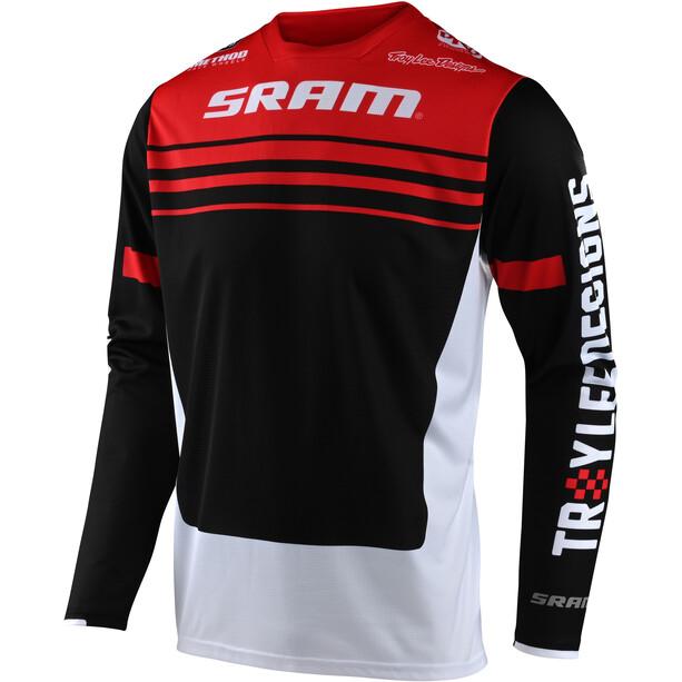 Troy Lee Designs Sprint Jersey, rouge/noir