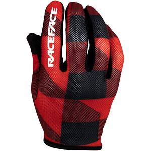 Race Face Indy Handschuhe Herren rot rot