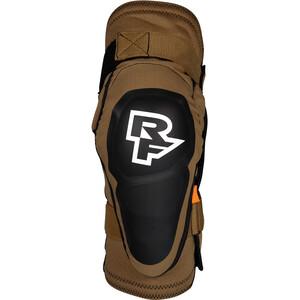 Race Face Roam Knieprotektoren braun/beige braun/beige