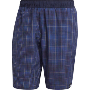 adidas Check CLX Classic Length Shorts Men, bleu bleu