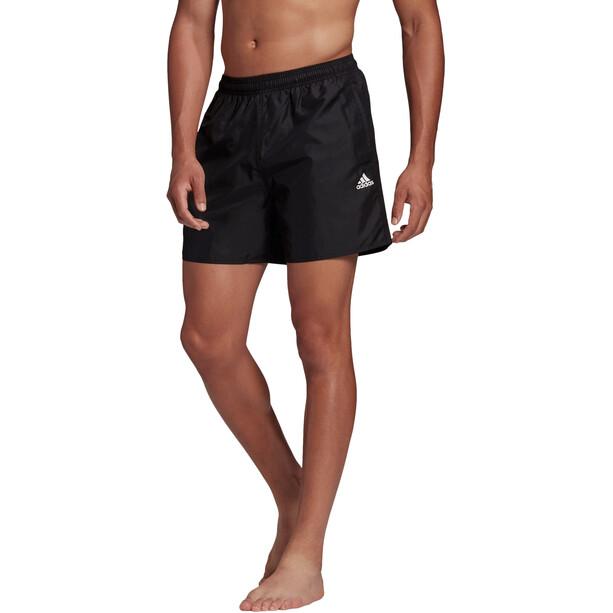 adidas Solid CLX Short Length Shorts Men, black